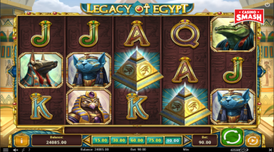 Legacy of Egypt Slots On Line