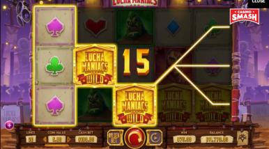 Lucha Maniacs Slots On Line