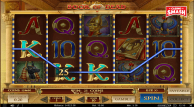 Book of Dead Slots On Line