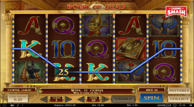 Online Slots Game Book of Dead