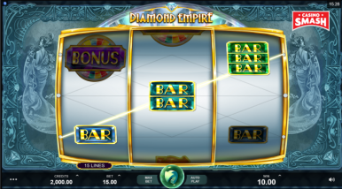 Video Slot Machine Diamond Empire