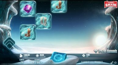 Video Slot Machine Frozen Diamonds