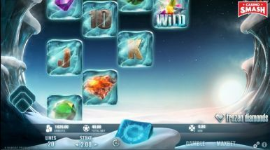 Frozen Diamonds Slots
