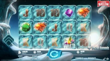 Frozen Diamonds Video Game