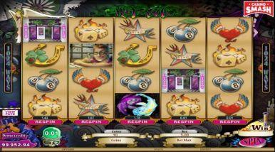 Online Slots Game Hot Ink