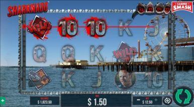 Online Slots Game Sharknado