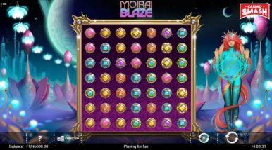 Video Slot Machine Moirai Blaze