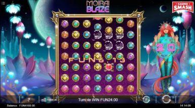 Online Slots Game Moirai Blaze