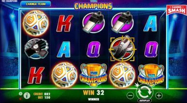 The Champions Slots