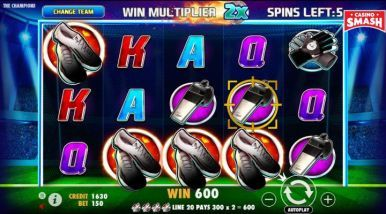 The Champions Slots On Line