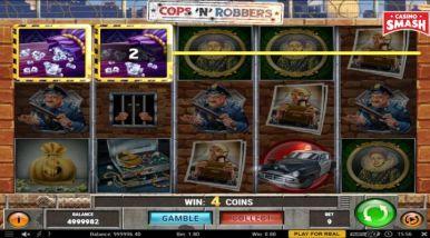 Cops'n'Robbers Slots