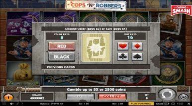 Cops'n'Robbers Video Game