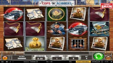 Cops'n'Robbers Slots On Line