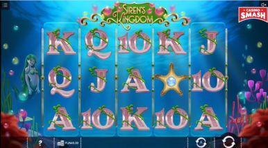 Video Slot Machine Siren's Kingdom