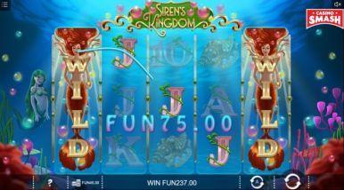 Siren's Kingdom Slots