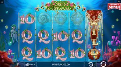 Siren's Kingdom Video Game