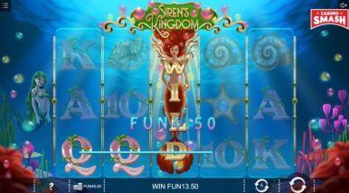 Siren's Kingdom Slots On Line