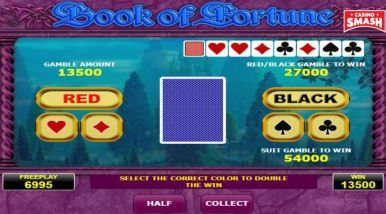Online Slots Game Book of Fortune