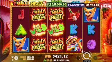 Online Slots Game Chilli Heat