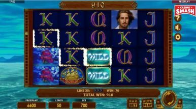 Video Slot Machine Flying Dutchman
