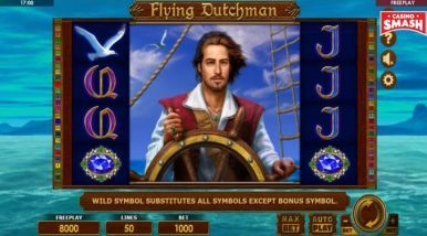 Flying Dutchman Slots