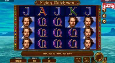 Flying Dutchman Video Game