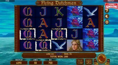 Online Slots Game Flying Dutchman