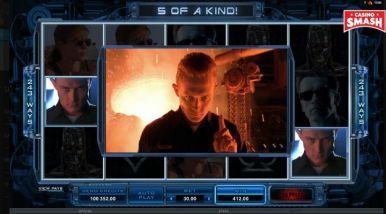Video Slot Machine Terminator 2