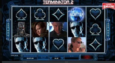 Terminator 2 Video Game