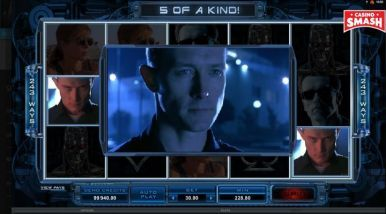 Online Slots Game Terminator 2