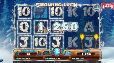 Snowing Luck Slots