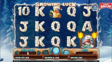 Snowing Luck Video Game
