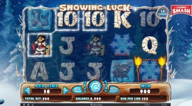 Snowing Luck Slots On Line