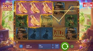 Kingdom Of The Sun Golden Age Slots