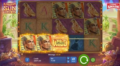 Kingdom Of The Sun Golden Age Slots On Line