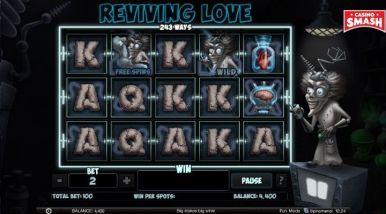 Online Slots Game Reviving Love