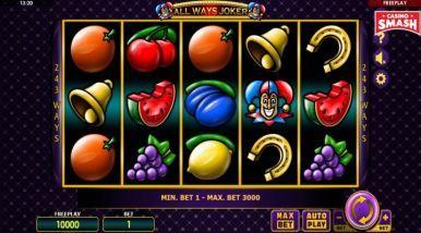 All Ways Joker Slots On Line