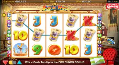 Foxin Wins HQ Slots On Line