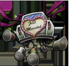 Bridezilla online slots game