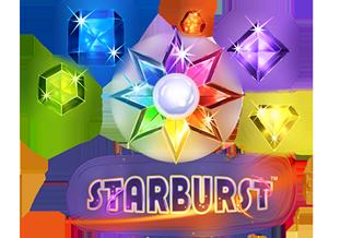 Starburst online slots game