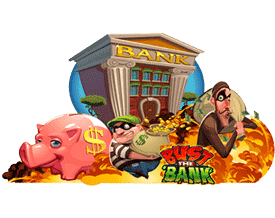 Bust da bank online slots