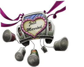 Bridezilla online slots game