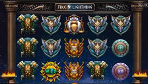 Fire Lightning Slot