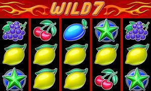 Wild 7 slot