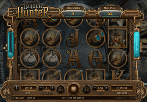 London Hunter Slot