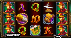 Da Vinci's Treasure Slot