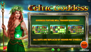 Celtic Goddess Slot
