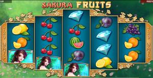 Sakura Fruits Slot