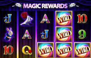 Magic Rewards Slot