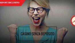 I Migliori Casino Bonus Senza Deposito: Lista 2018